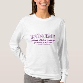 Invencible - con la definición playera