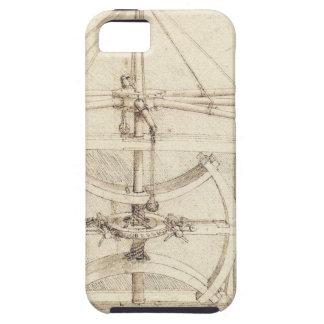 Invención de Leonardo iPhone 5 Case-Mate Protectores