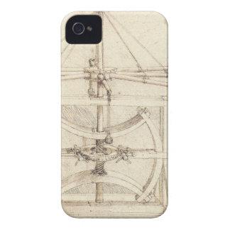 Invención de Leonardo iPhone 4 Protectores