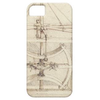 Invención de Leonardo iPhone 5 Carcasas