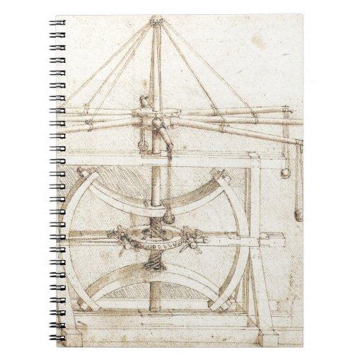 Invención de Leonardo Libreta