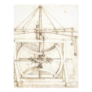 Invención de Leonardo Membrete A Diseño