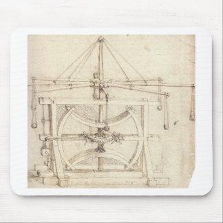 Invención de Leonardo Tapetes De Raton