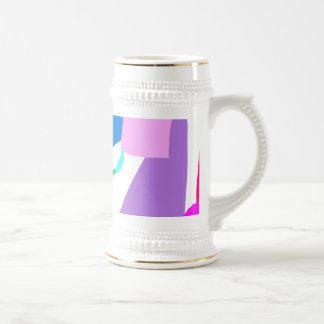 Invención hermosa de la naturaleza de la ruina de  jarra de cerveza