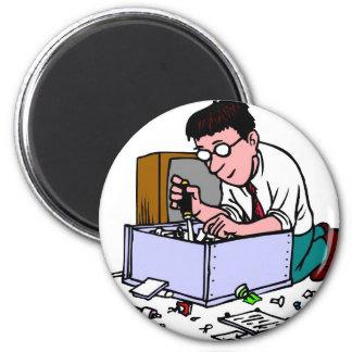 Invenrer 2 Inch Round Magnet