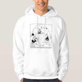 Invent Paper Already Hoodie