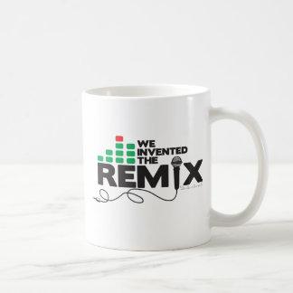 Inventamos la remezcla taza
