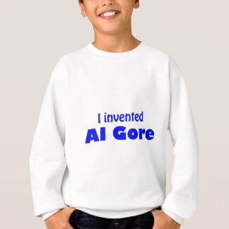 Inventé a Al Gore Sudadera