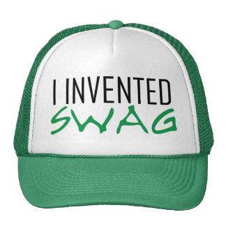 Inventé el Swag - gorra