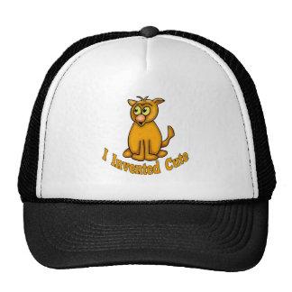 Inventé lindo gorras de camionero