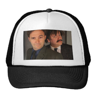 Invention with Brian Forbes Hat