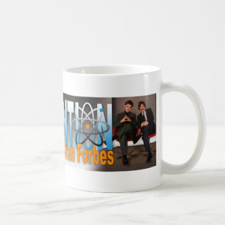 Invention with Brian Forbes Logo Mug