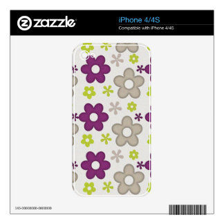 Inventive Celebrated Great Discreet iPhone 4S Decal