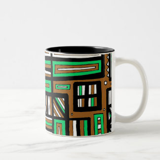 Inventive Wholesome Practical Patient Two-Tone Coffee Mug