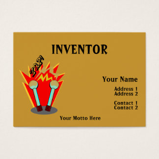 Inventor Business Card