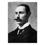 Inventor del capitalista de Juan Jacob del ~ de As Felicitaciones