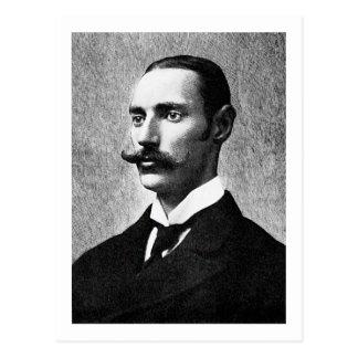 Inventor del capitalista de Juan Jacob del de As Tarjeta Postal