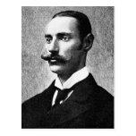 Inventor del capitalista de Juan Jacob del ~ de Postal