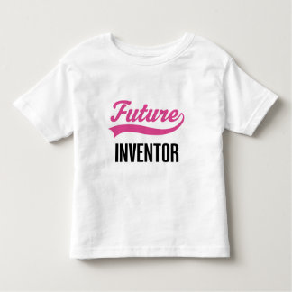 Inventor (Future) Child Toddler T-shirt