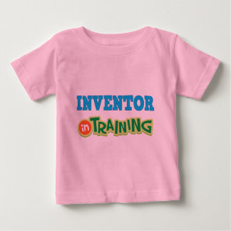 Inventor In Training (Future) Baby T-Shirt