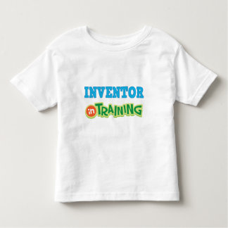 Inventor In Training (Future) Toddler T-shirt