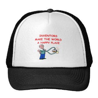 INVENTOR TRUCKER HAT
