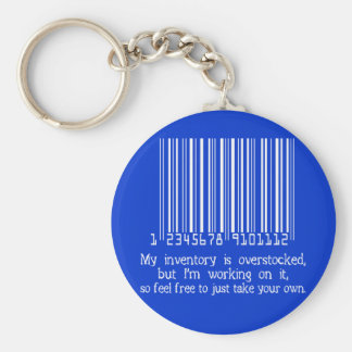 INVENTORY KEY CHAIN