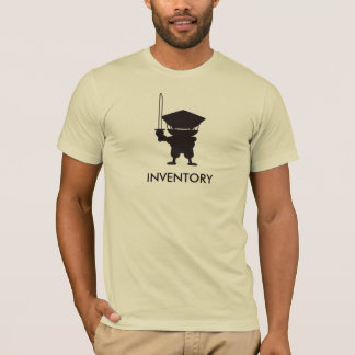 INVENTORY NINJAS T-Shirt