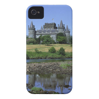 Inverary Castle, Strathclyde, Scotland iPhone 4 Case-Mate Cases