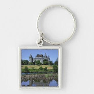 Inverary Castle, Strathclyde, Scotland Keychain
