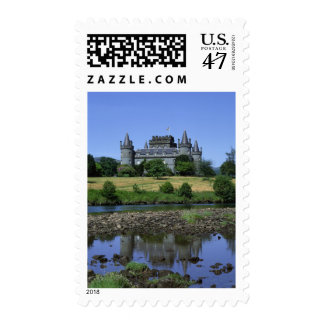 Inverary Castle, Strathclyde, Scotland Postage