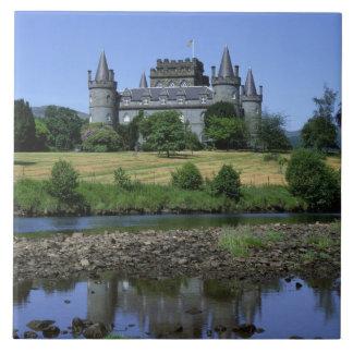 Inverary Castle, Strathclyde, Scotland Tile