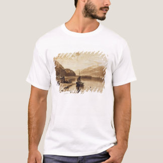 Inverary Pier, 1859-61 (engraving) T-Shirt