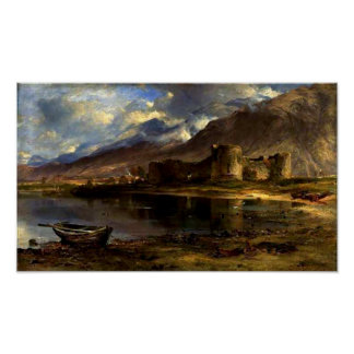 Inverlochy Castle Posters