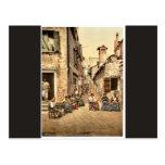 Invernadero (interior), Niza, Riviera pH clásico Tarjetas Postales