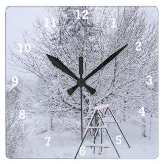 Invernadero Relojes De Pared