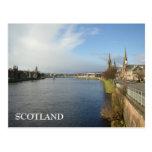 Inverness, Escocia Tarjeta Postal