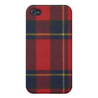 Inverness Modern Tartan iPhone 4 Case