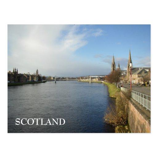 Inverness, Scotland Post Cards