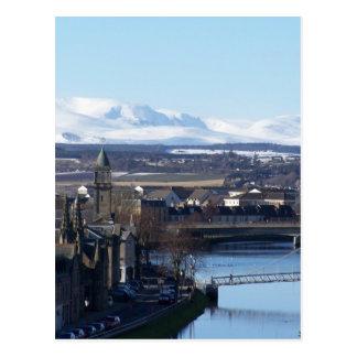 Inverness - Scotland Postcard
