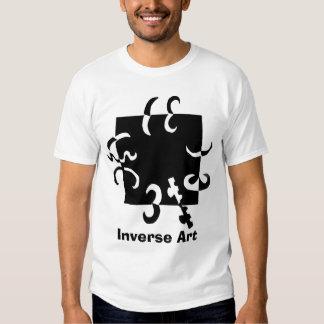 Inverse Art Shirt