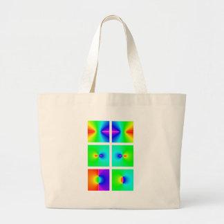 inverse trigonometric functions in complex plane tote bag