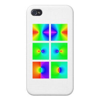 inverse trigonometric functions in complex plane iPhone 4 case