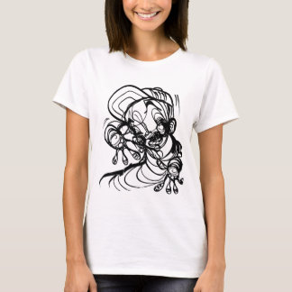 inversed scrbbles T-Shirt
