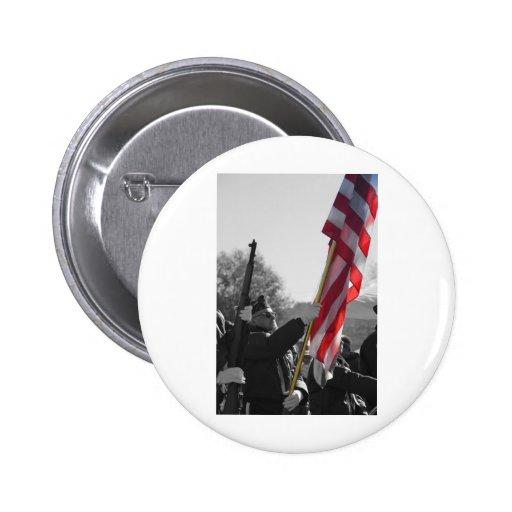 Inversión de Colorguard Pin Redondo 5 Cm
