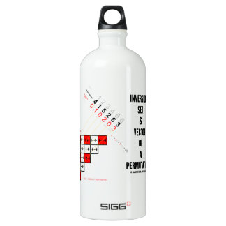 Inversion Set & Vector Of A Permutation SIGG Traveler 1.0L Water Bottle
