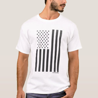Inverted American Flag T-Shirt