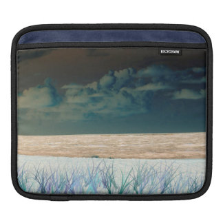 inverted beach sky neat abstract florida shore sleeve for iPads