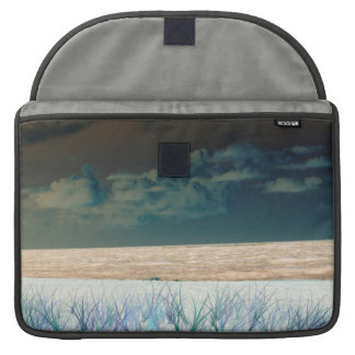 inverted beach sky neat abstract florida shore sleeves for MacBook pro