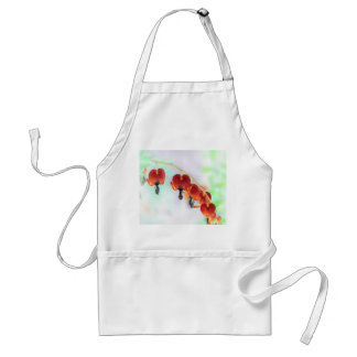 Inverted Bleeding Heart Apron